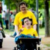 Help: disabled children integrate into the community 2